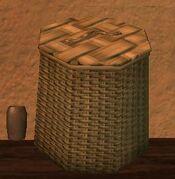 Round firegrass kojani food basket