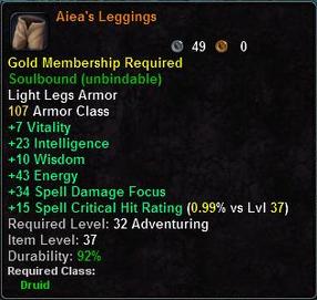 Aiea's Leggings