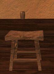 Standard Kojani stool