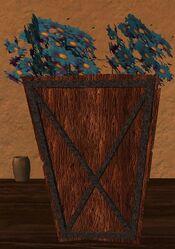 Medium square flower box