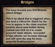 Hint bridges