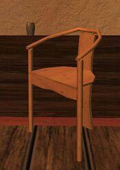 Standard qalian sitting chair