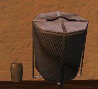 Tall round vielthread kojani basket