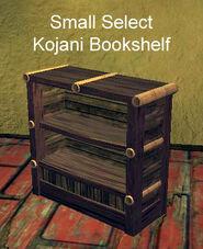 Small Select Kojani Bookshelf