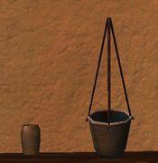 Vielthread kojani hanging basket