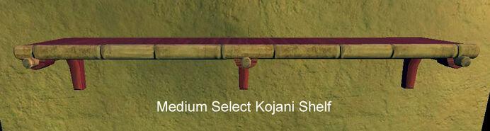 Medium Select Kojani Shelf