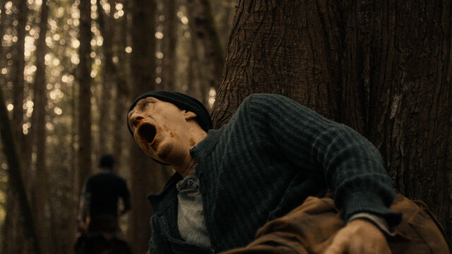 File:Last Time 1x11 Sam injured in the woods.jpg
