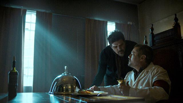 File:For Me 1x07 Dmitri talking to Dr. Sholomenko.jpg