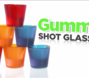Gummy Shot Glasses