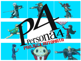 Project automata poster