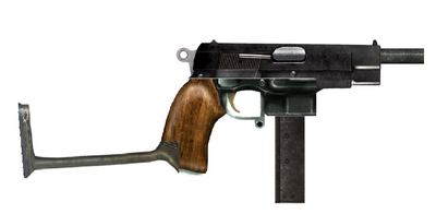 Auto 9mm handgun