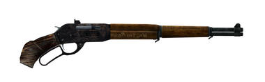 Marauder lever action rifle