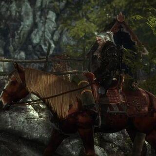 Трейлер к игре «Ведьмак 2: Убийцы Королей»