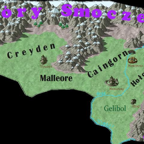 Преполагаемая карта Лиги