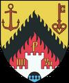Герб Новиграда1 вариантВ3