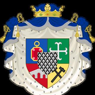 Большой герб королевства Темерия