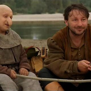 Лютик и Дуду в сериале