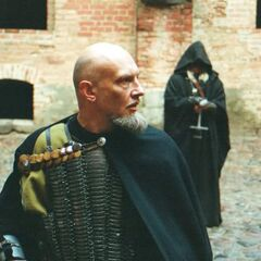 Острит (Andrzej Słabiak) в ТВ-сериале -