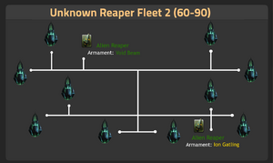 Unknown Reaper Fleet 2 60-90