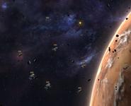 Redemption Event Fleet (VEGA Siege 2 Hybrid 20-50)
