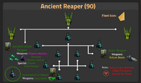 Ancient Reaper Fleet 90