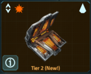 EX HEAVY TALONITE ARMOR II