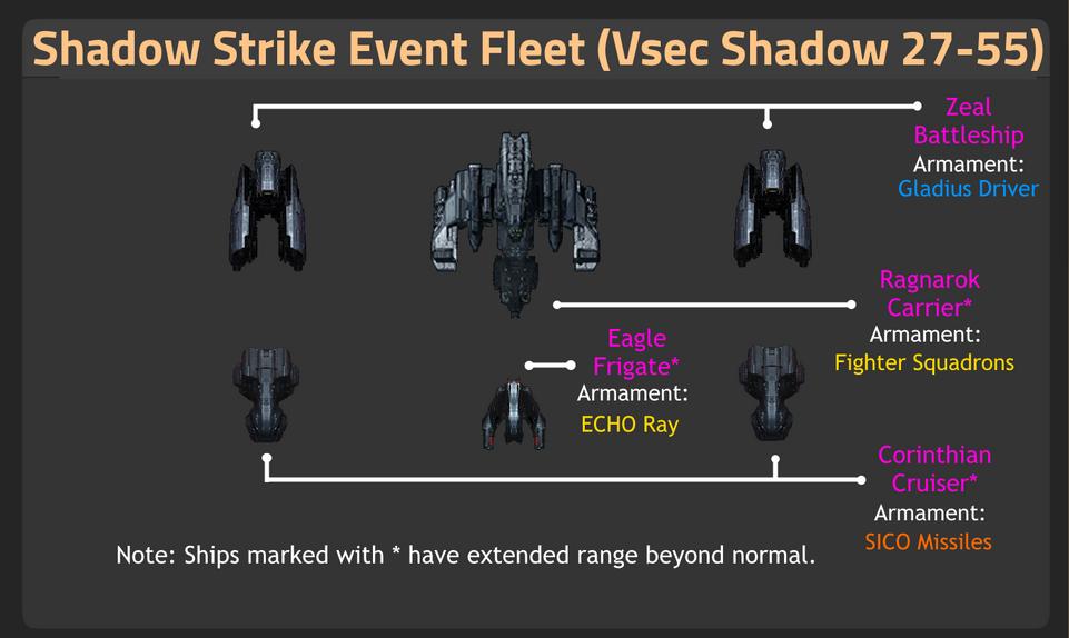 Vsec Shadow 27-55