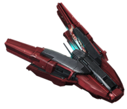 VEGA Conflict Covenant Cruiser