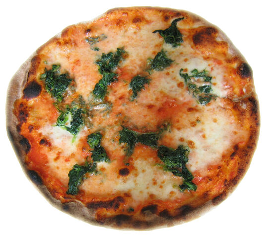 File:Spinach pizza.jpg