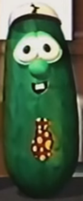 11. Benny Larry the Cucumber