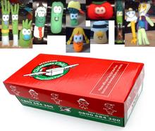 Life Sized Plush Buddies Christmas Child Boxes