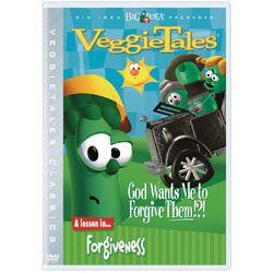 GodWantsMetoForgiveThem!?!DVD