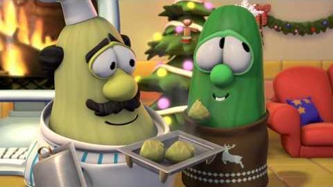 VeggieTales The 8 Polish Foods of Christmas