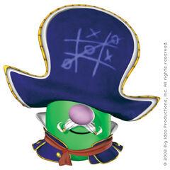 Captain Pa in