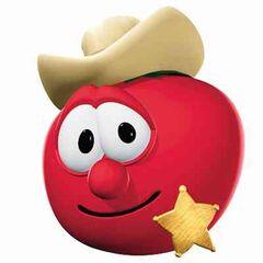 Bob as Sheriff Bob in