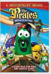 The pirates who don't do anything a foodie tales movie (2008)