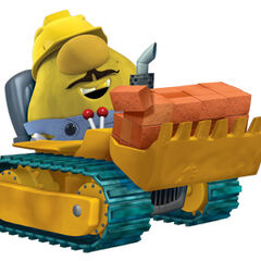 Builder 2's Bulldozer