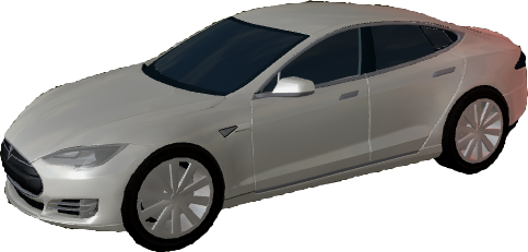 Tesla Model S Roblox Vehicle Simulator Wiki Fandom