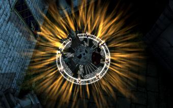 Goldoliers transmutation