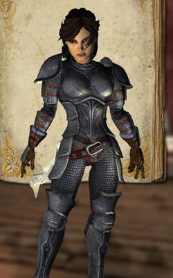 Plate Mail Armor