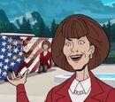 Congresswoman Marsha Backwood