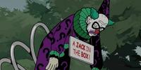 Boggles the Clue Clown