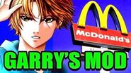 Gmod MCDONALD'S Restaurant Roleplay Map (Garry's Mod)