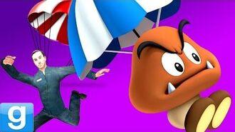 PARACHUTES ARE FUN!! - Gmod Parachute Mod (Garry's Mod)