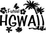 Logo futsal hgwaii