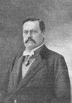 Landeshauptmann Adolf Rhomberg