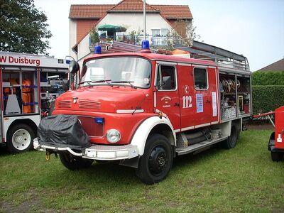 Ein älteres Model des LF 16