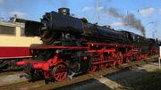 D-München Dampflokomotive 41 018