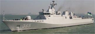Navy aethelniancorvette