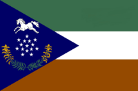 Kentucky State Flag Proposal No 29k Designed By Stephen Richard Barlow 12 NOV 2014 at 0730 hrs cst